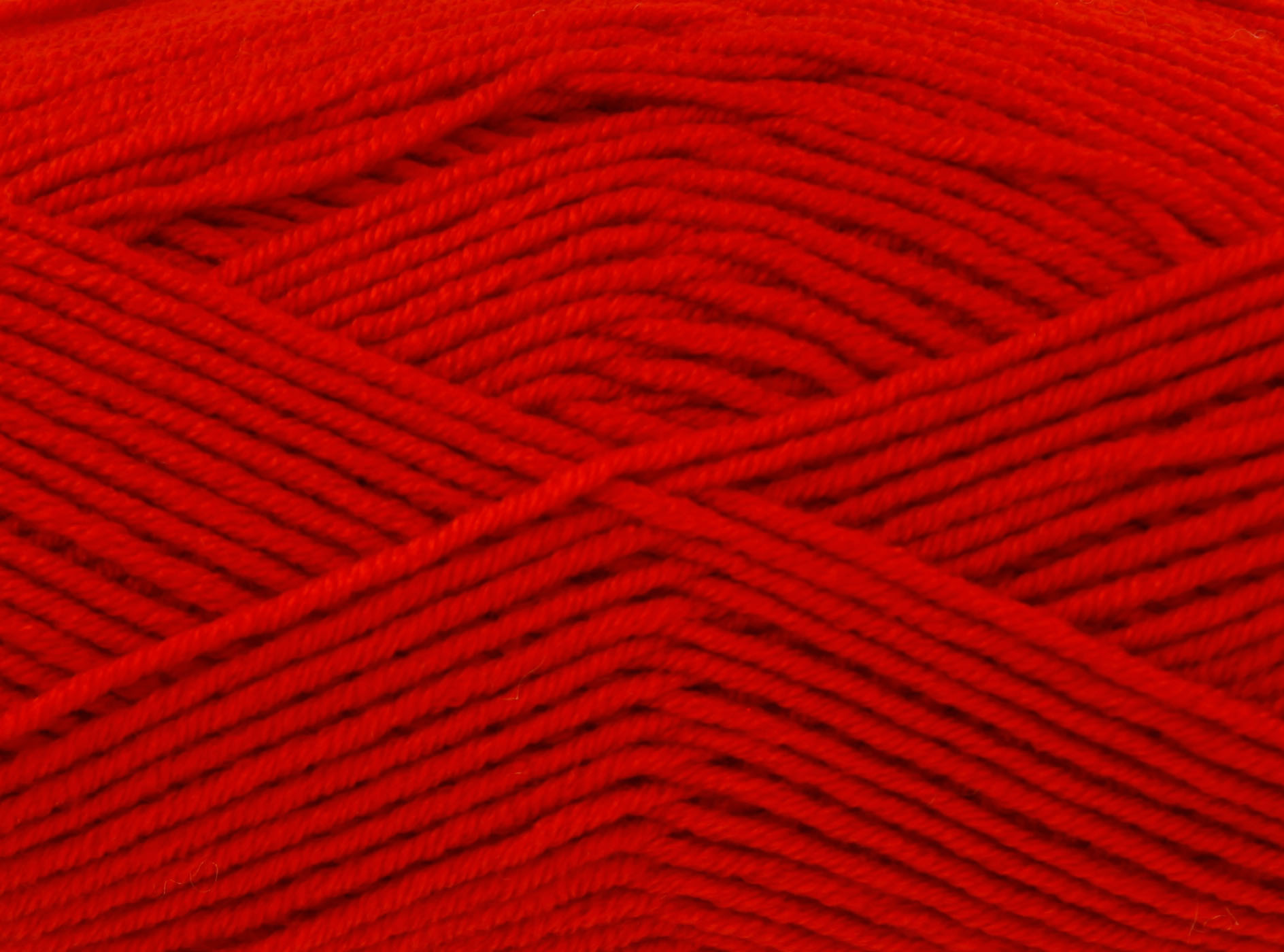 100g King Cole Cherished Baby DK Knitting Yarn Shade Red