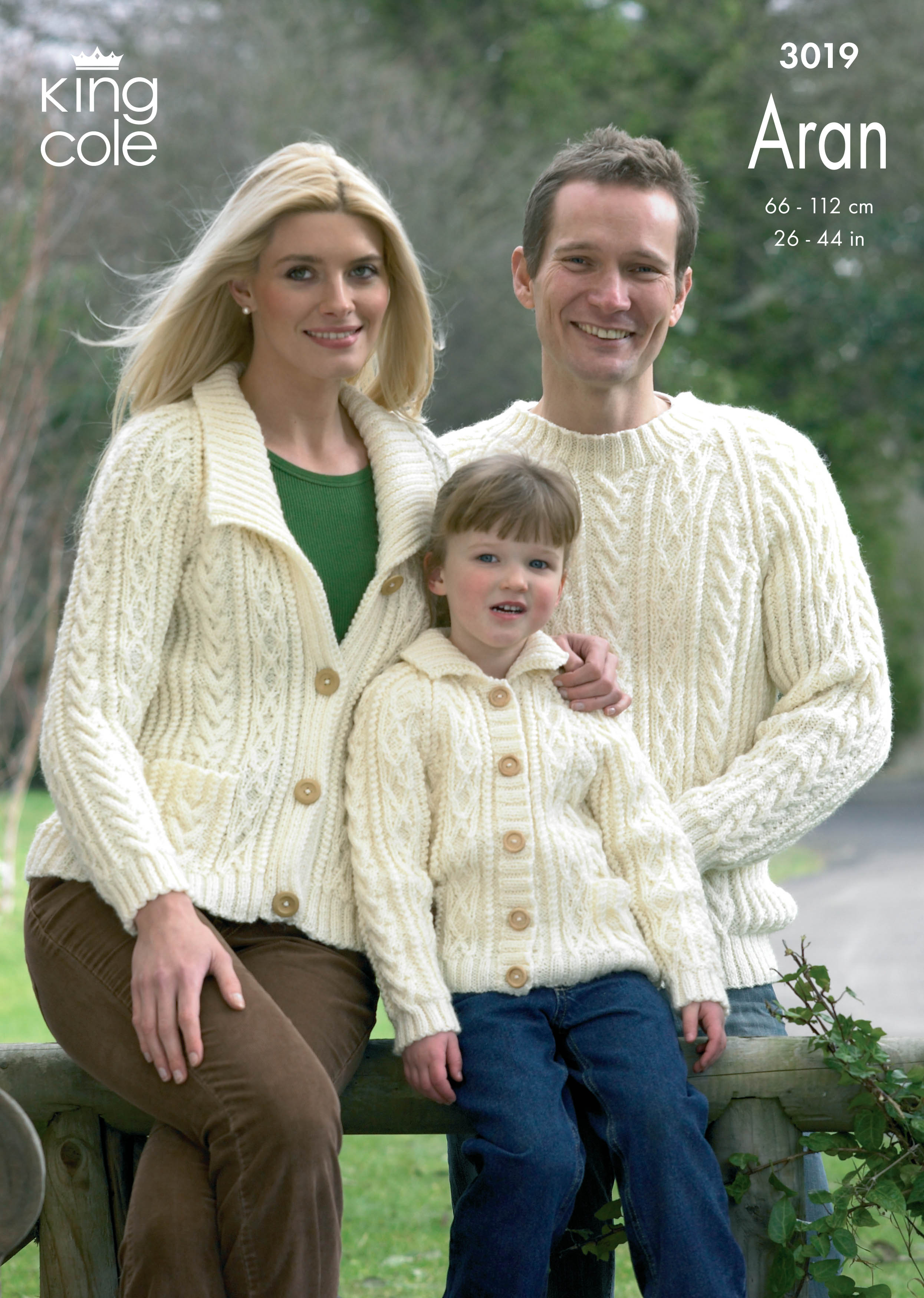 Easy to Follow Sweaters and Cardigan Knitted in Merino ...