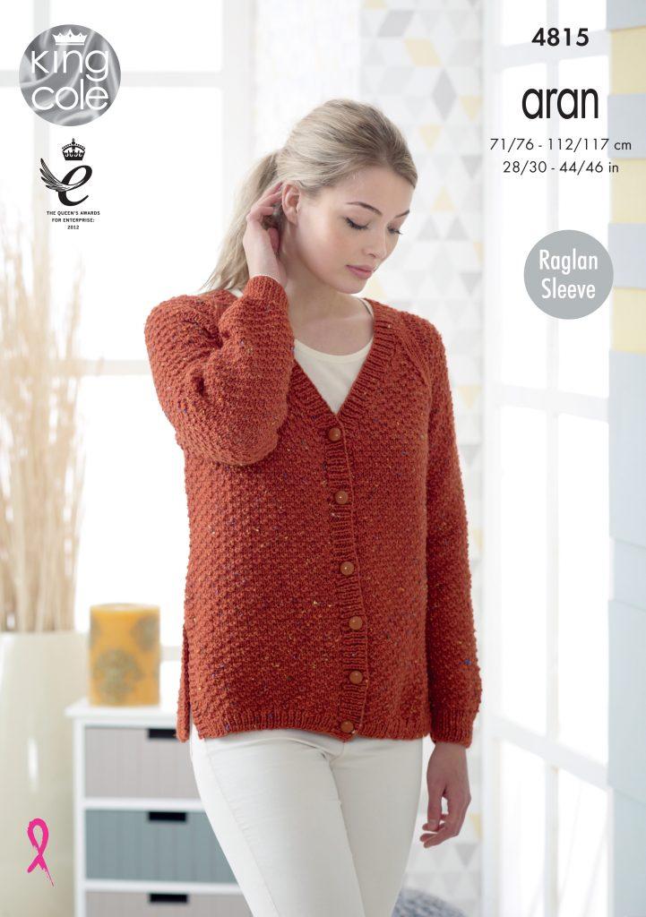 Easy to Follow Sweater & Cardigan knitted with Fashion ...