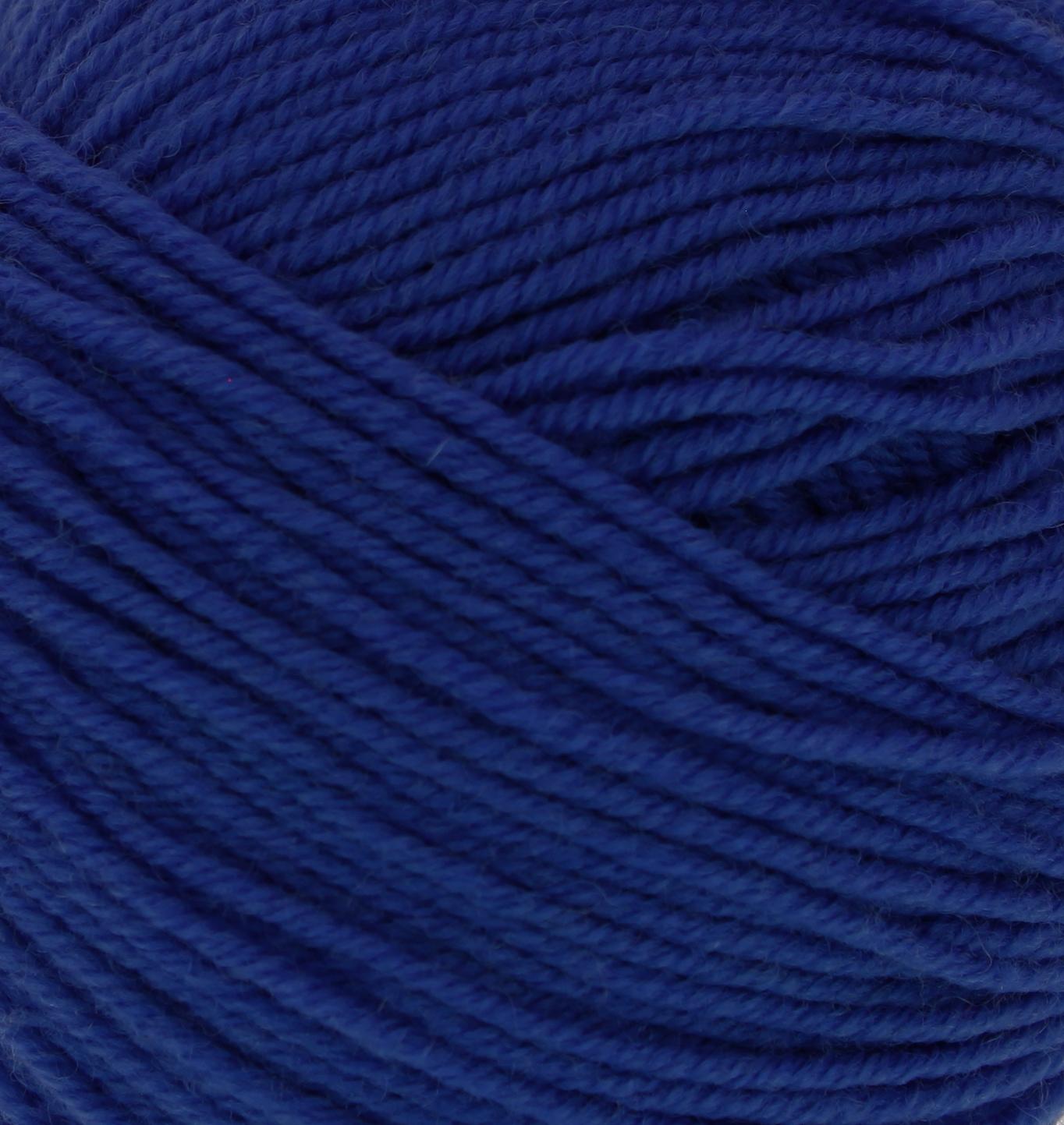 King Cole Luxury Merino DK Knitting Wool Yarn 50g 2630 Lapis