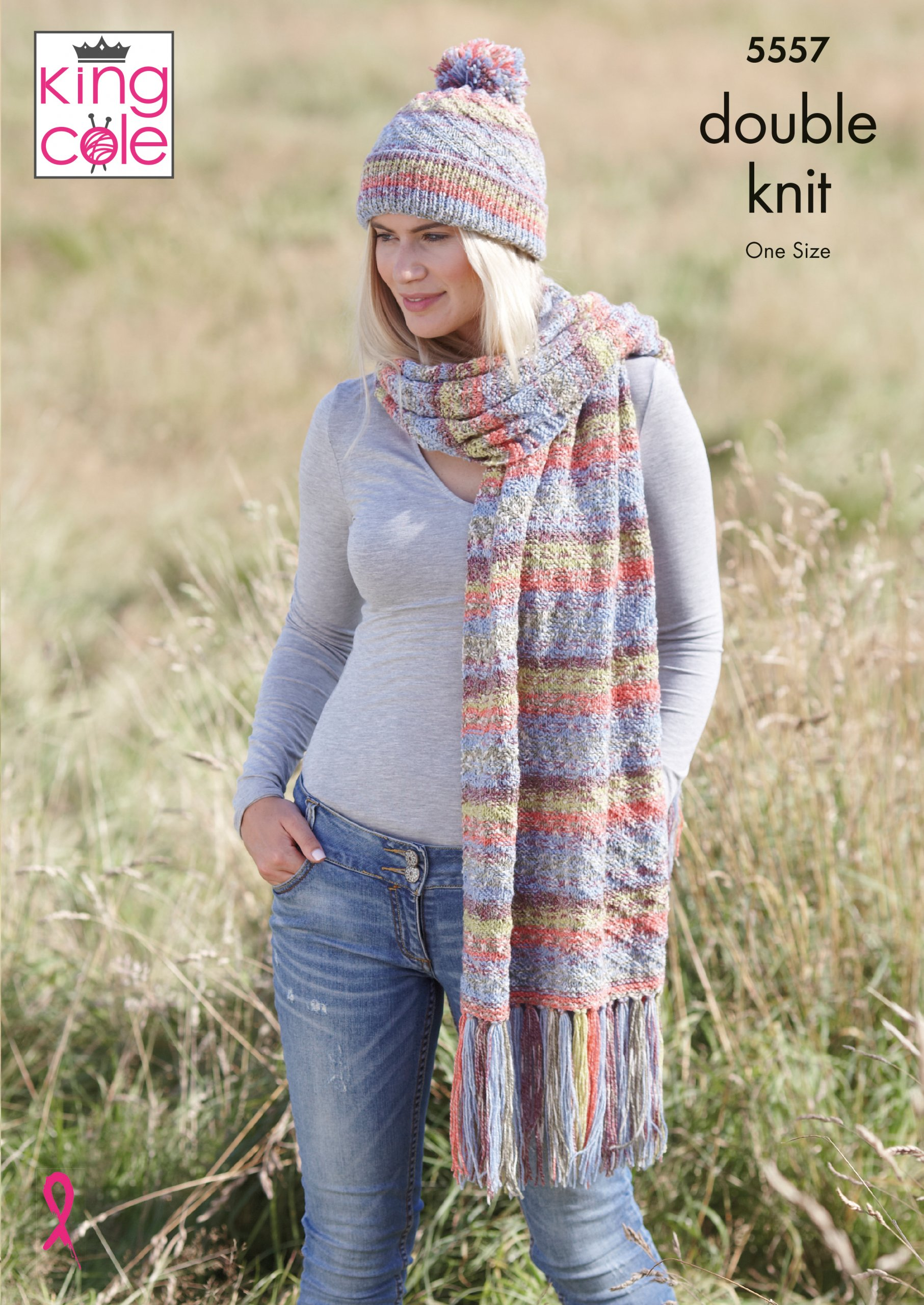 Easy to Follow Shawls & Hats: Knitted in Drifter DK ...